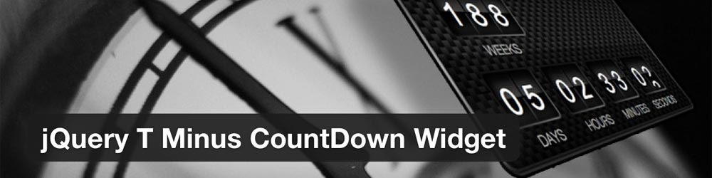 WordPress Plugin: T(-) Countdown