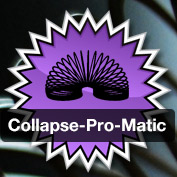 Level Up and Go Pro with Collapse-Pro-Matic