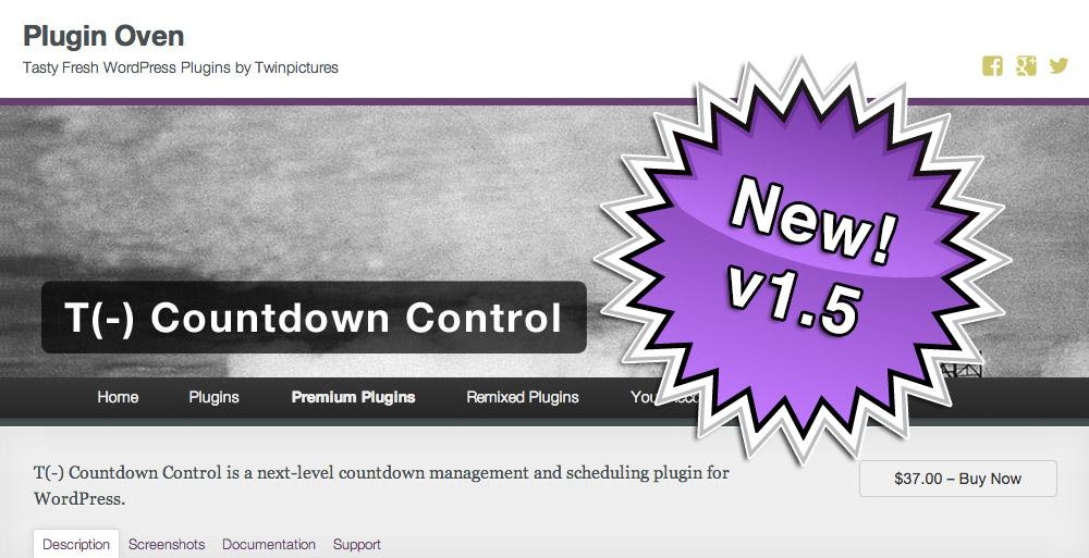 T(-) Countdown Control v1.5